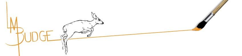 Linda Budge – Southwest Wildlife Artist Logo